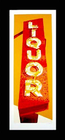 Liquor by Dave Lefner