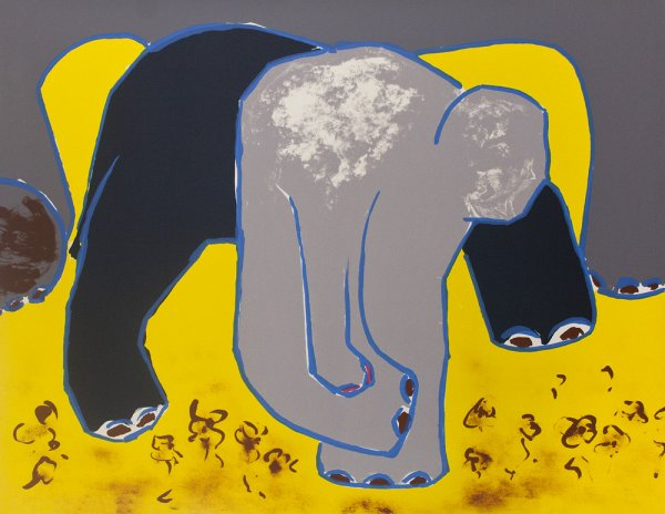 Elephants In Violets by David Hare