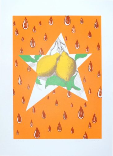 The Lemon Twig by David Salle at