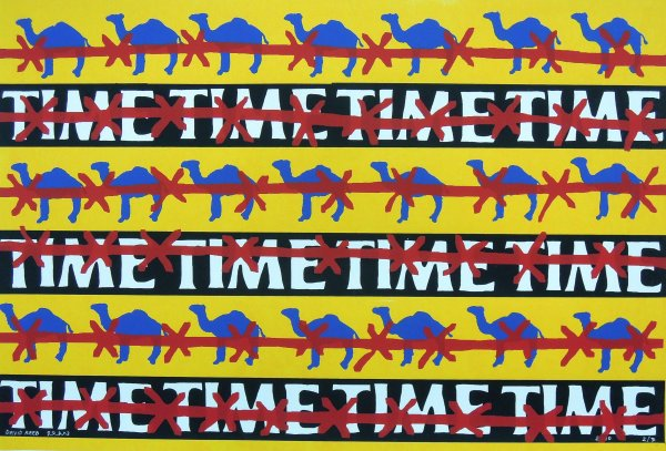 Time Camel Series by David Reeb at