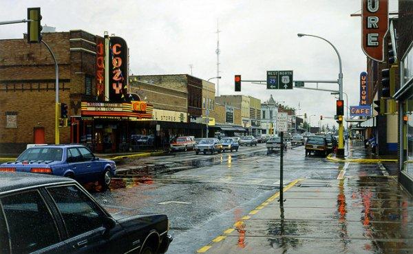 Cozy/rainy Day by Davis Cone at