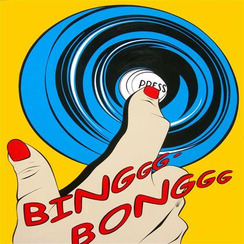 Bing-bong by Deborah Azzopardi