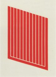 Untitled by Donald Judd at Sims Reed Gallery (IFPDA)