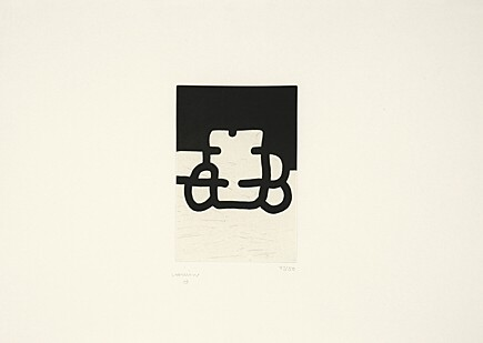 Antzo VIII by Eduardo Chillida at