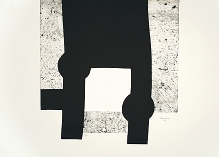 Médecins Du Monde by Eduardo Chillida at