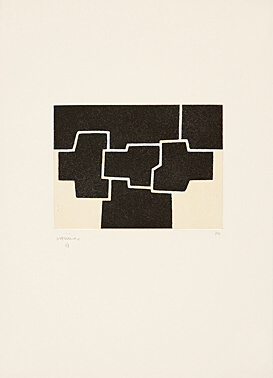 Pittsburgh II by Eduardo Chillida at