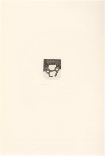 Portfolio 12th Anniversary Of Galeria Joan Prats by Eduardo Chillida at