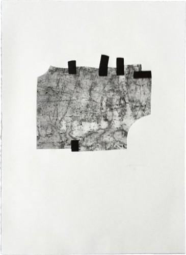 Untitled by Eduardo Chillida at