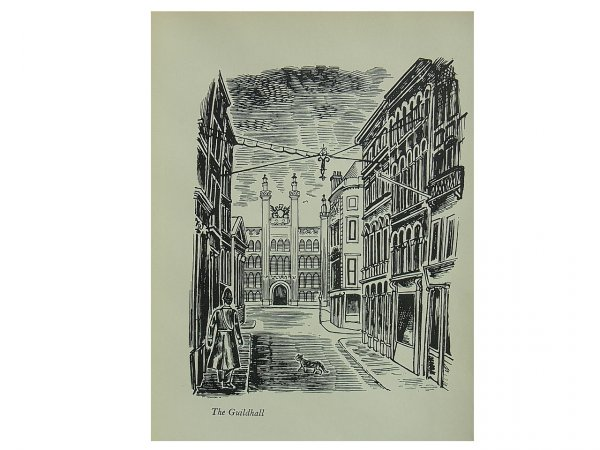 The Guildhall by Edward Bawden