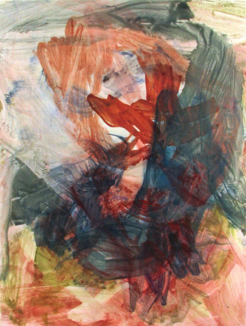 Murmur 12 by Elizabeth Gilfilen