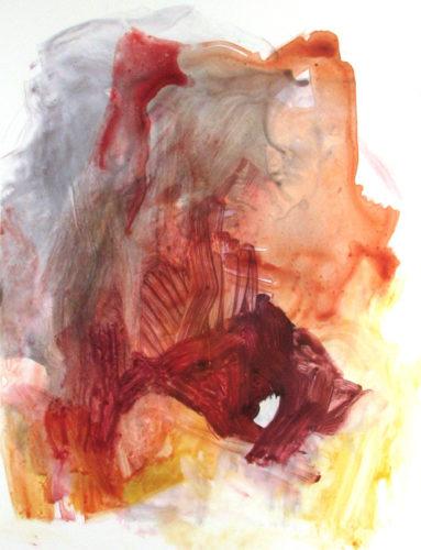 Murmur 16 by Elizabeth Gilfilen