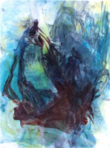 Murmur 18 by Elizabeth Gilfilen
