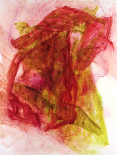 Restless Topography 14 by Elizabeth Gilfilen at
