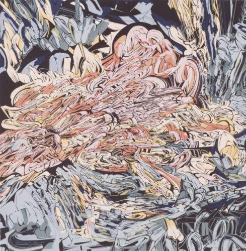 Floating Heavy by Emilio Perez