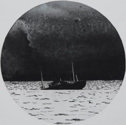Wreck by Emma Stibbon
