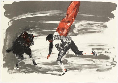 Without Title 2 by Eric Fischl