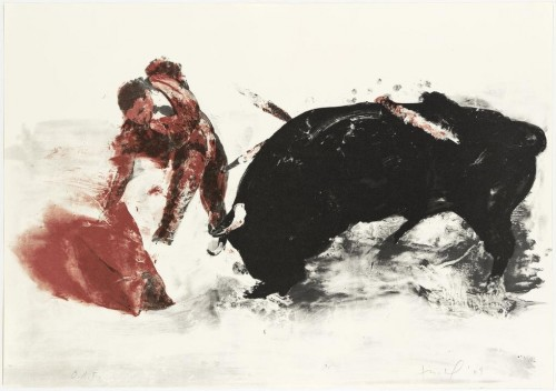 Without Title 3 by Eric Fischl