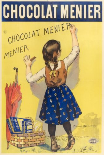 Chocolat Menier by Firmin Bouisset at