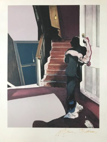 In Memory Of George Dyer by Francis Bacon at Francis Bacon