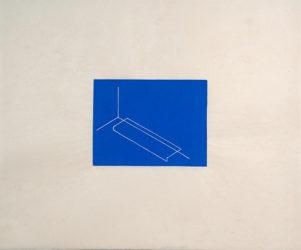 Untitled by Fred Sandback at Susan Sheehan Gallery