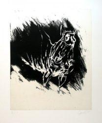 Der Erste Mai by Georg Baselitz at Kunzt