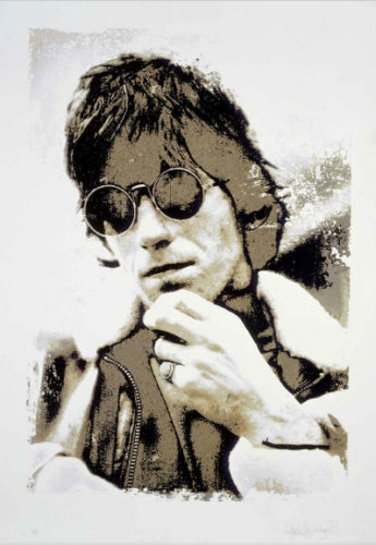 Keith by Gered Mankowitz at RedHouse Originals Gallery