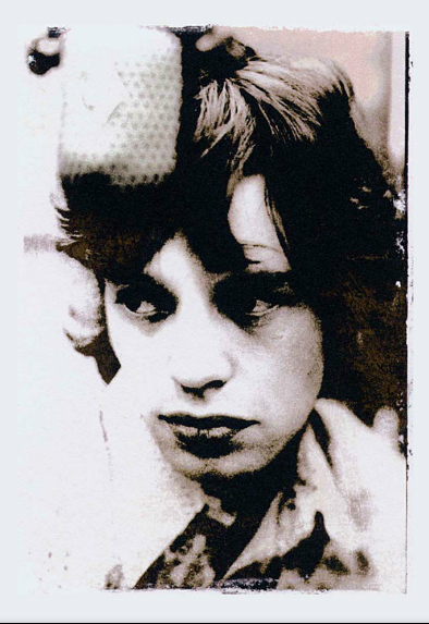 Mick by Gered Mankowitz