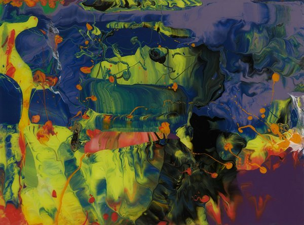 Aladin (p11) by Gerhard Richter at