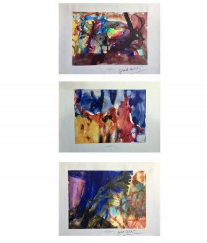 Aquarell (3) by Gerhard Richter