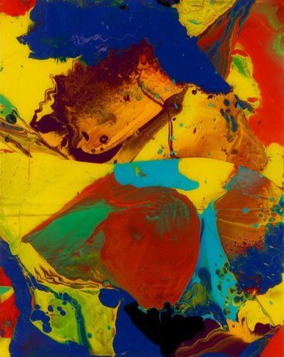 Bagdad Ii (p10) by Gerhard Richter at