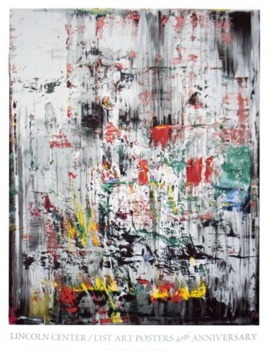 Eis 2 by Gerhard Richter at