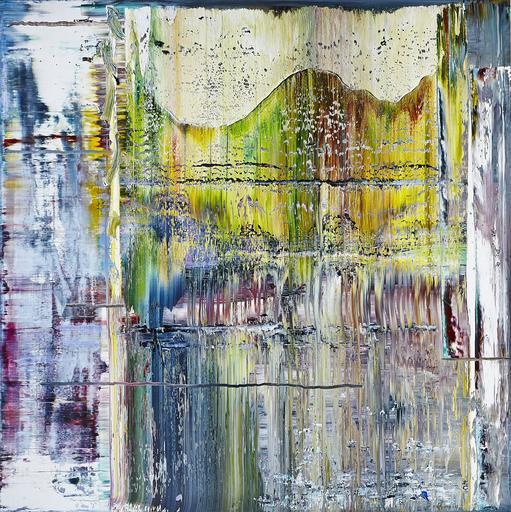 Haggadah (p2) by Gerhard Richter