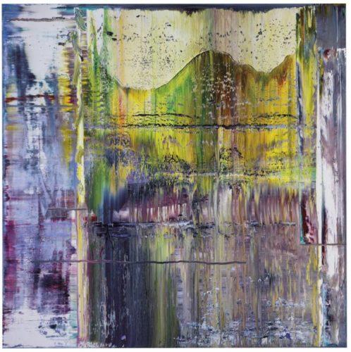 Haggadah (p2) by Gerhard Richter at Frank Fluegel Gallery