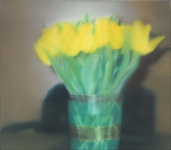P17 Tulips by Gerhard Richter at
