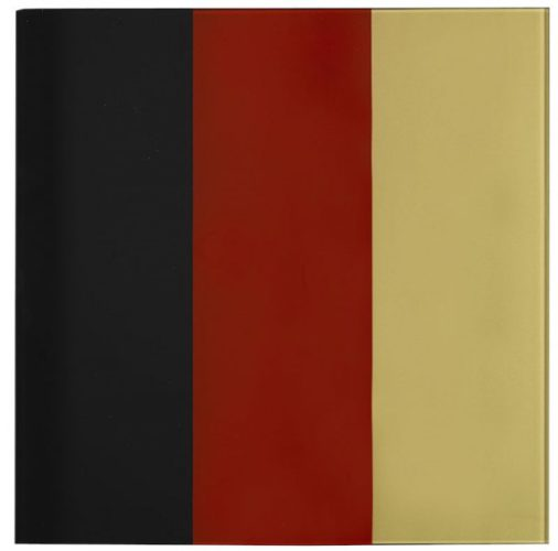 Schwarz-rot-gold Iv by Gerhard Richter at Lougher Contemporary