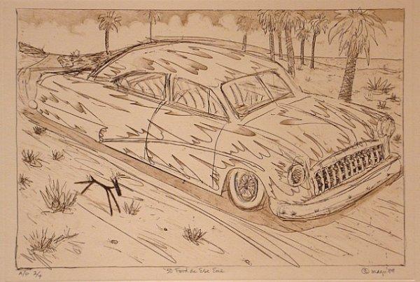 50 Ford De Ese Eme by Gilbert Lujan