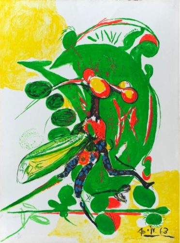 Insect by Graham Sutherland at