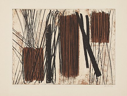 13 by Hans Hartung