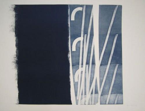 Nº4 by Hans Hartung