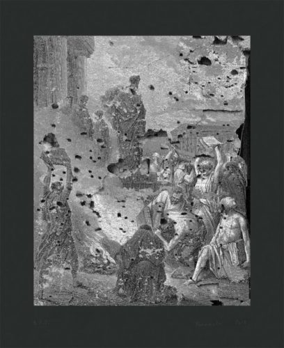 Ephesus Book Burning by Heide Fasnacht at