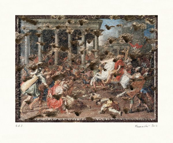 Triumph Of Titus by Heide Fasnacht at