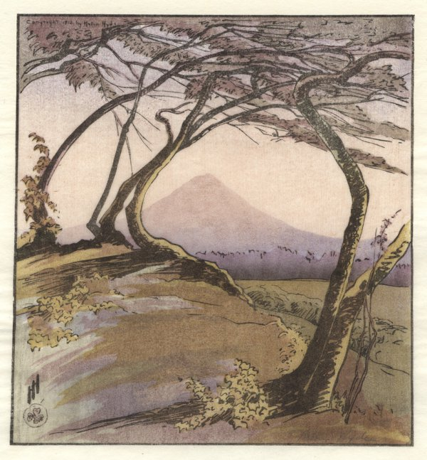 Mount Orizaba by Helen Hyde