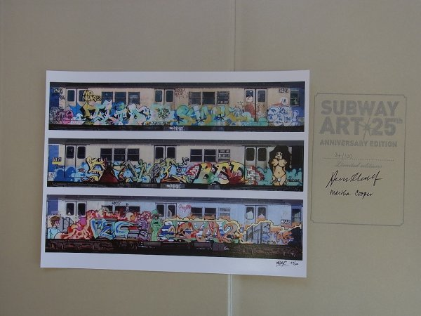 Subway 1980 by Henry Chalfant at