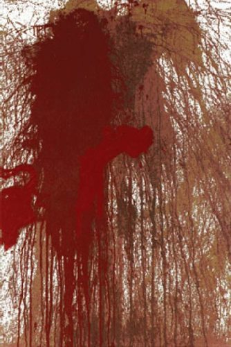 Levitikus (4) by Hermann Nitsch