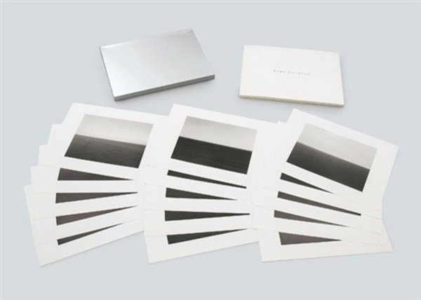 Time Exposed (portfolio Of 51 Works) by Hiroshi Sugimoto