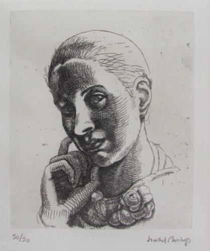 Self Portrait by Isabel Bishop