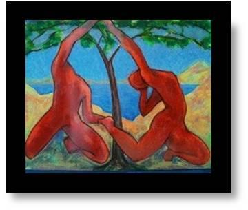 The Seasons I by Ivor Abrahams at