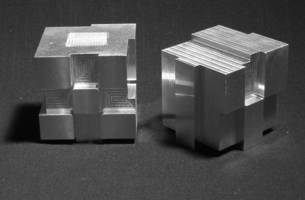 Stations Cubed by James Stroud at