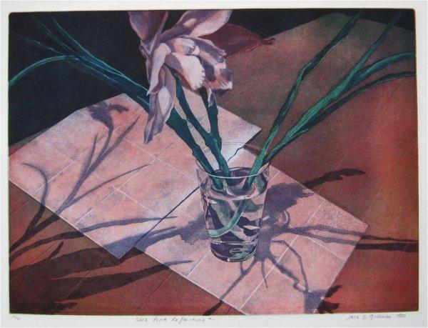 Back Porch Reflections #2 by Jane E. Goldman