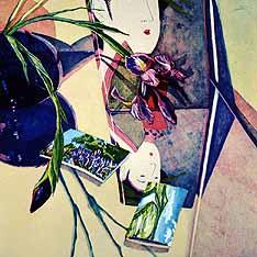 Corner Reflections #1 by Jane E. Goldman
